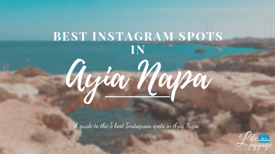 Best Instagram Spots in Ayia Napa